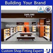 China Guangzhou names furniture decoration for shoe shop