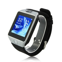 2015 newest bluetooth smart watch dz09 for android smart phone