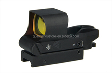 4 reticles Illuminated red dot reflex sight for holographic weapon GZ2-0057