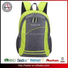 2015 Good Quality Quanzhou Brand Name Backpack School Bag for College