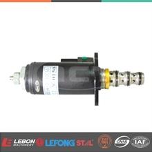 SK200-8 24v starter solenoid 30C50-122 30C50122