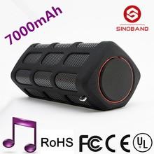 Sinoband S400 2015 new gadgets acoustic amplifier for mini portable bluetooth speaker altavoz