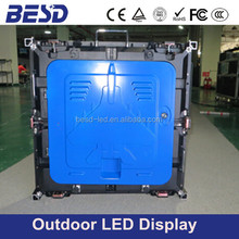 Outdoor P6, P8 rental led screen panel/outdoor rental led signs/die-casting aluminum rental led sign panel
