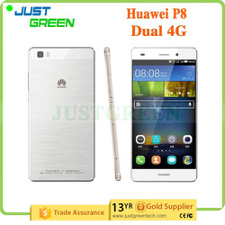 The First Choice For Christmas Gift Huawei P8 younger dual 4g 5.0 Inch IPS Screen Good Quality Mobile Phone