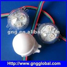 Charming waterproof 3pcs SMD5050 Digital 12V LED String Module Light