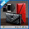 C&T Wholesale luxury newest crystal diamond handmake pu leather case for iphone 6 /6s
