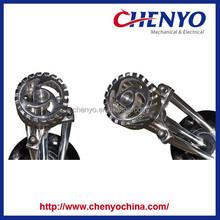 industrial mixing machine vacuum Emulsification emulsifying machine homogenizer High shear emulsifying work head
