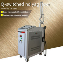 tattoo and spot removal machine q switched nd yag laser tattoo laser removal machine
