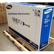 Free Shipping Samsung UN75ES9000 75 Inch LED HDTV Smart TV 240Hz Full HD 1080p Built-in WiFi Original