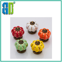 OEM fancy ceramic furniture door handles Wholesale Cute door knobs