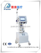 Medical Ventilator Machine PA-900B II for Operating Room Equipment