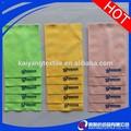Trapo de limpieza de microfibra personalizado con impresión para joyería 280 gramos