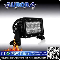 AURORA 4 inch off road led motorcycle led headlight