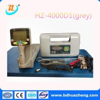HZ-4000D1 Metal Cable Pipe Fault detector for power Cable Sheath test