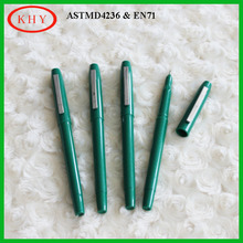Smooth writing promotional colorful roller pen