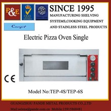 Guangzhou factory bakery equipment portable electric pizza oven