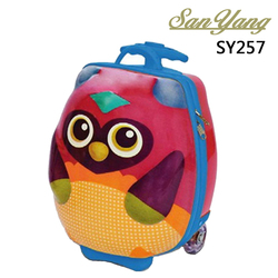 High quality Cute super light luggage travel luggage bags children cartoon luggage