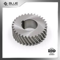Steel Motorcycle Transmission Surplus Spur Gears