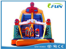 hot selling inflatable slide / inflatable spiderman slide / inflatable slide