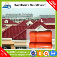 Ultra weathering fast Installation tile roof for construction