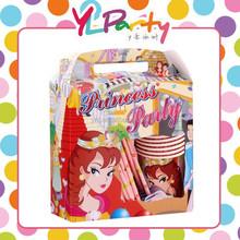 Moda decoraciones Kids Birthday Party Supplies