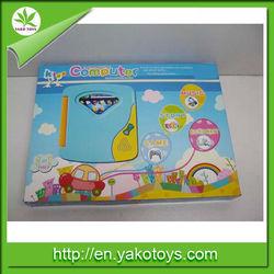 laptop toy English /Spanish Y87572
