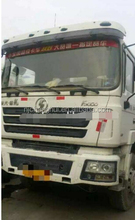 Used Shacman Delong 2012 year made 12m3 mixer truck and second hand Shanqi Delong 12m3 mixer truck promotion mixer truck 12m3