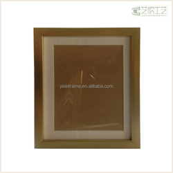 small size4X6 PS photo frame desk standing picture frame moulding wholesale price