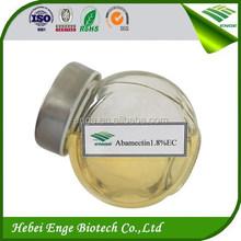 spider mites pest control abamectina1.8%EC ,abamectin 3.6% EC liquid form