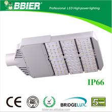 Outdoor IP65 90w led street light retrofit kit with 3 years warranty