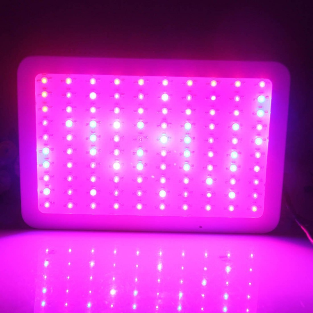 Industrial Led Grow Lights : Led indoor grow light commercial w