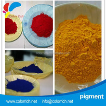 pigment yellow 17 plastic powder glaze mosaic pigment