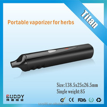 titan 1 best dry herb vaporizer pen for flowers and dry herb