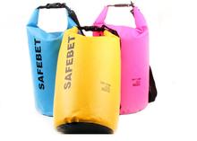 Promotion Waterproof Floating Bag Water Proof 20L Phone Holder Plastic Packaging Bags