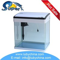 CR360 small glass aquarium tank for fish