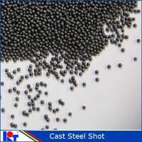 Abrasive shot S550 Cast Steel Shot High carbon shot