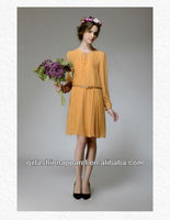 2014 New fashion women different types of dresses