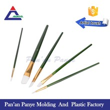 Free sample wholesale paint and make up cosmetic brush set