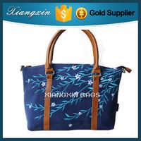 Women Shopping Soft Messenger Bag Trending Canvas Hand Bag