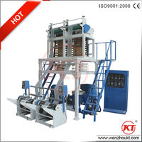 pe film blow machine/plastic bag film blowing machine/film blowing extruder machine