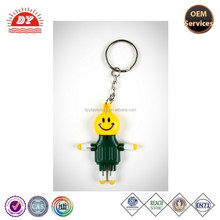 Smoke Buddy Promotional gifts key holder key ring with Bonus Keychain