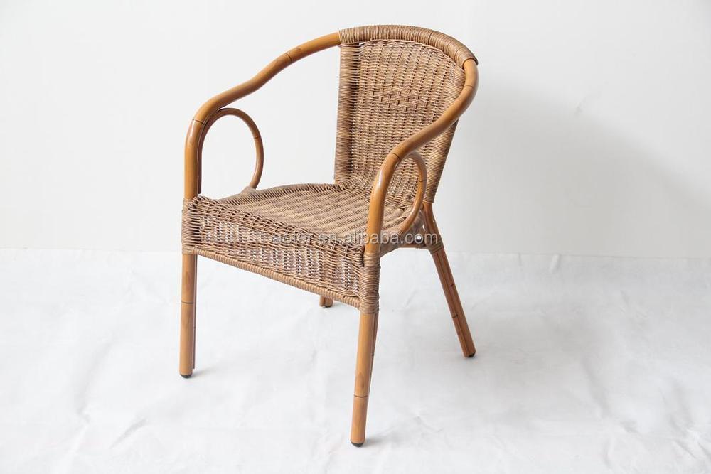 aoter rotin chaise en bambou pour restaurant chaise de jardin id du produit 247500465 french. Black Bedroom Furniture Sets. Home Design Ideas