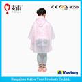 Maiyu marca barato PVC impermeable impermeable para los niños