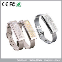 external harddrive your own Jewellery USB watch bought from alibaba