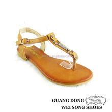 good market best sell top quality nude beach flip flips flat women sandals