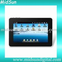 tablet pc notebook google andr,mid,Android 2.3,Cotex A9,1.2Ghz,Build in 3G,WIFI GPS,Bluetooth,GSM,WCDMA,Call Phone,sim card slot