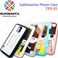 China Wholesale Sublimation Case for Samsung Galaxy S5