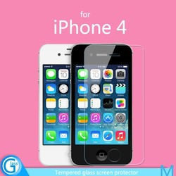 0.33mm 9H Glass Front Cover for iPhone 4/4S