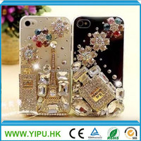 Alibaba china new products fashionable diamond case for samsung S6 ege
