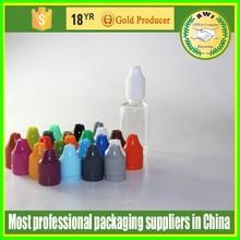 2015 fresh clear plastic pet bottle plastice pet bottle square for e cig oil packing